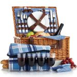 Top 5 Best Sellers Picnic Basket Sets