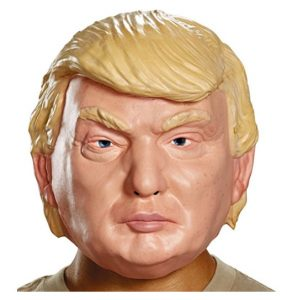 Top 5 Best Selling Donald Trump Halloween Costumes and Masks