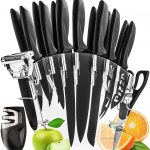 GREAT GIFT IDEA! 5 Best Selling Knife Block Sets
